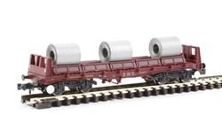377-902 Платформа с рулонами стали - фото 10584