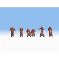 15401 Монахи (без скамейки) - фото 12188