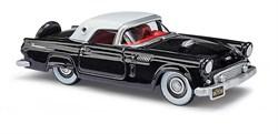 201114395 Ford Thunderbird 1956, черно/бел. - фото 12282