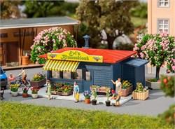 130560 Цветочный магазинчик-киоск - фото 12343