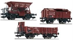 550504 Набор товарных вагонов DRB - фото 12551