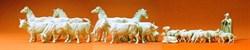 72511 Лошади, коровы, овцы. 22 фиг. - фото 3916