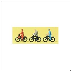 80911 Велосипедисты - фото 4190