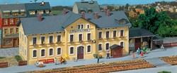 11346 Вокзал Klingenberg-Colmnitz - фото 4942