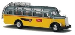 41035 Mercedes-Benz O-3500 Schweizer Postbus - фото 5929