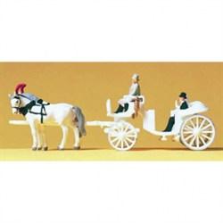79479 Свадебная карета - фото 8974