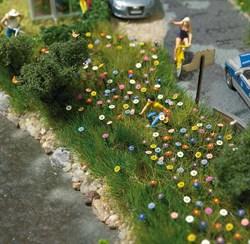 1229 Летние цветы 120шт. - фото 9038