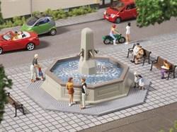 41629 Городской фонтан - фото 9333