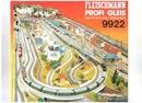 9922 Путевые схемы (рельсы) FLEISCHMANN