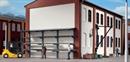 80107 Пристенный склад, стенной кран