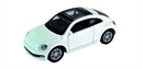 41650 VW Beetle, белый