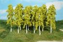1412 Березы 14см (14шт) деревья