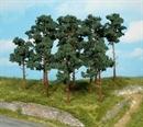 1413 Сосны 10-16см (14шт) деревья