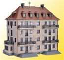38357 Многоквартирный дом с балконами