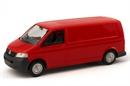 11450 VW T5 грузовой длинный (красный)