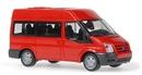 11502 Ford Transit 06 Bus (красный)