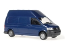 11513 VW T5 грузовой LR (синий)
