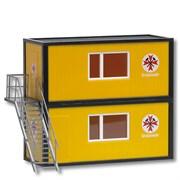 1033 Офисные контейнеры (2шт)