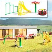 1163 Игровая детская площадка