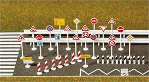 6027 Дорожные знаки и разметка