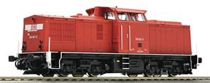 72859 Тепловоз BR204 с декодером DCC, H0, V-VI, DB AG