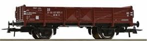 56017 Полувагон с низкими бортами коричневый, H0, IV, DR