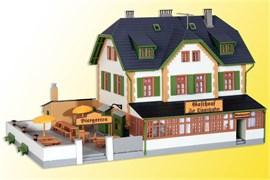38197 Ресторан с открытой пивной