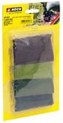 07167 Набор присыпок трава (4 цвета)