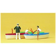 10072 Люди,лодки (3+3)