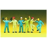 10105 Рабочие-строители