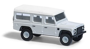 8370 Land Rover Defender белый