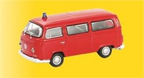 41689 VW Bus T2, красный