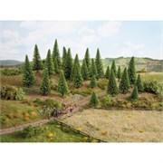 32925 Ели деревья 3,5-9см (10шт)