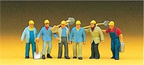 10033 Дорожные рабочие