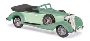 41335 Horch 853 Cabrio открытый зеленый