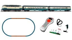 59007 Цифровой стартовый набор PIKO SmartControl light ® «Пассажирский состав с тепловозом BR 218», H0, IV, DB