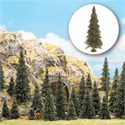 6576 Елки (деревья) 20шт. 30-60мм