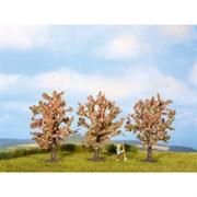 25112 Фрукт.дерево цветущее, 8см (3шт), деревья