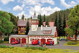 43751 Сельское пожарное депо
