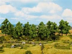24601 Лиственные деревья 16шт, 10-14см