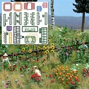 1258 Цветы и растения (набор)