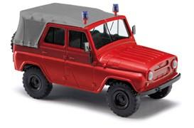 52102 УАЗ 469 крытый пожарный