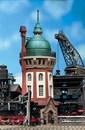 120166 Водонапорная башня BIELEFELD