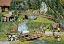 180548 Оснастка туристической дороги