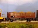 3224 Полувагон Omm52 с грузом песка DB AG, эп.V